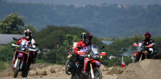 Honda Adventure Days 2019 Sukses Pacu Adrenalin Pecinta Adventure