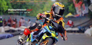 Agus Chikens & Underbone Thoriq Catat Waktu Tercepat QTT Road Race Kebumen 2019