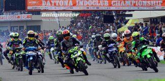 Hasil Setiap Race Indoclub Championship Seri 1 Sentul 2019 (Minggu)