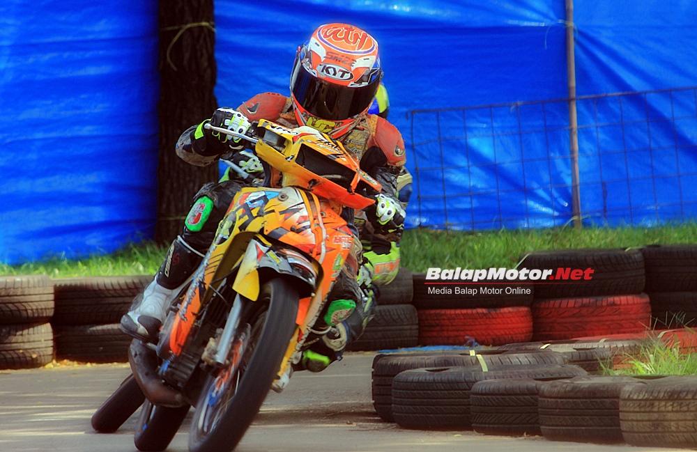 K-28 Road Race Purwakarta 2019: Dominasi Matic, Sementara 538 Starter!
