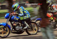 K-28 Road Race Purwakarta 2019: Dua Kelas Sport Diserbu 25 Starter