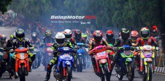 K-28 Road Race Purwakarta 2019: Berikut Total Poin & Juara Umumnya