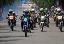 Hasil K-28 Open Road Race Purwakarta 2-3 Februari 2019