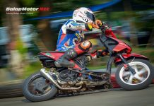 K28 Open Road Race 2019: Matic Injeksi Feze Racing Patahkan Dominasi Matik Karbu