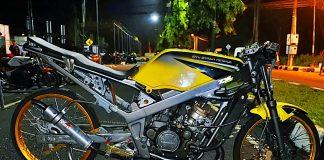 Rubah Leher Knalpot, Ninja STD BBP Tuyul Racing Jawara Kajen!