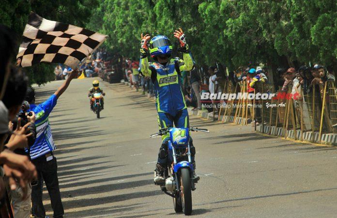K-28 Road Race Purwakarta 2019: Owie Nurhuda Jawara RX-King, Pakai Mesin Baru!