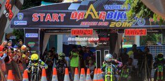 Puas Drag Bike Gadhuro Seri 1 Kajen: Diserbu Tim Papan Atas, Sementara 405 Starter!