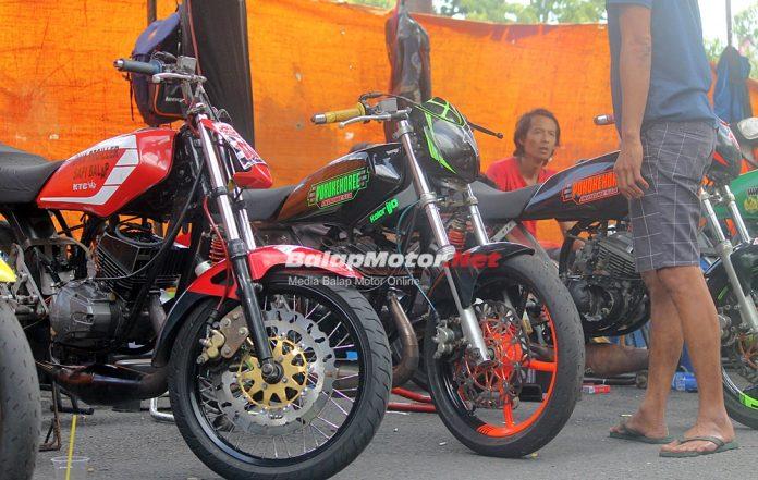 Road Race Kebumen 2019: Ramai, Bebek Goreng 39 Starter & RX-King 27 Starter!