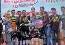 Road Race Kebumen 2019: Soffan Zyrof Gondol Pulang Motor, Berikut Total Poinnya!