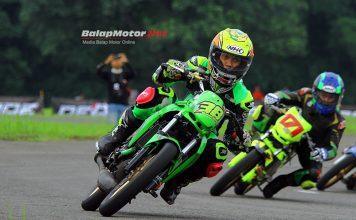 Duel Panas Wello vs Rere di Sport 150cc, Nih Videonya