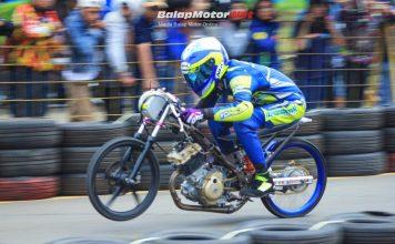 Diikuti 335 Starter, Fandi Pendol Antar AB Speed Shop Raih Juara Umum Kejurda Dragbike Jawa Barat 2019