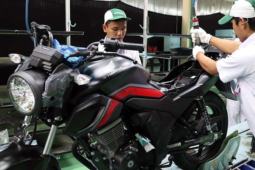 Tampilan Baru New Honda CB150 Verza, Berikut Harganya,