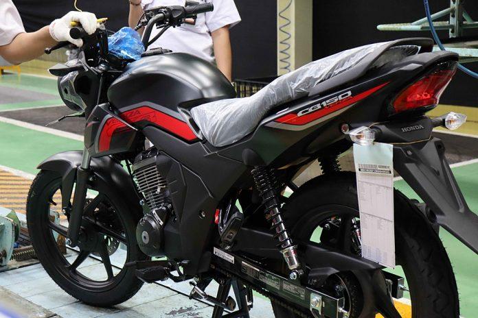 Tampilan Baru New Honda CB150 Verza, Berikut Harganya