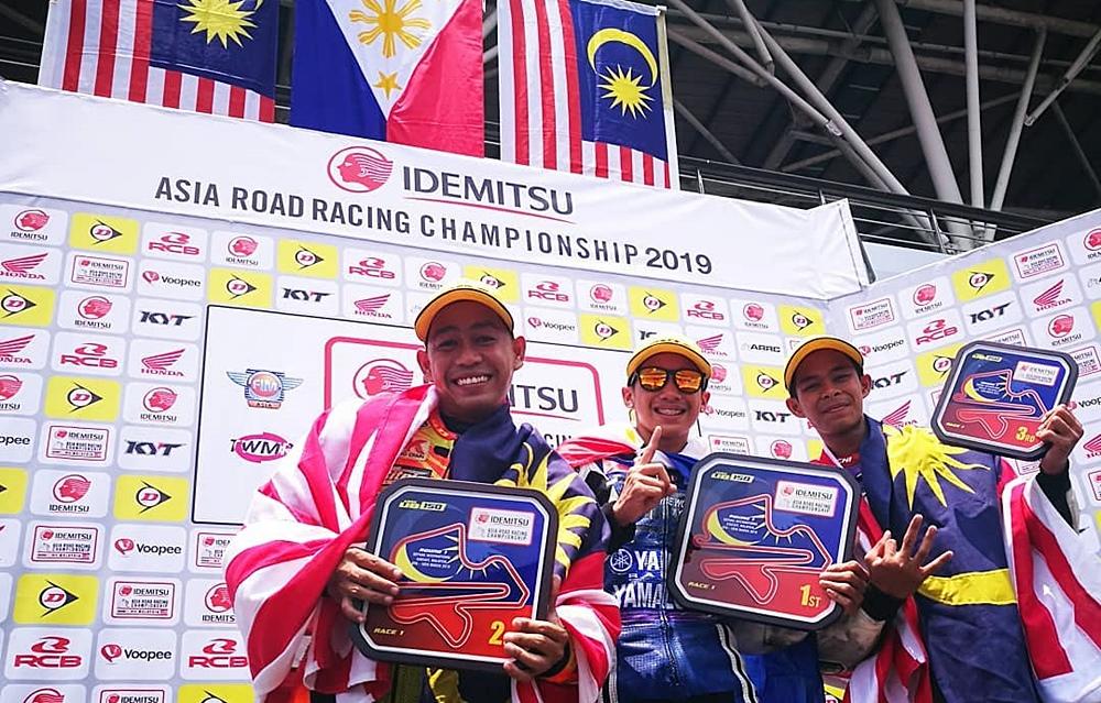 ARRC Sepang 2019: Race 1 UB150 Milik Philipina, Wello 6, Aldi Terhalang!