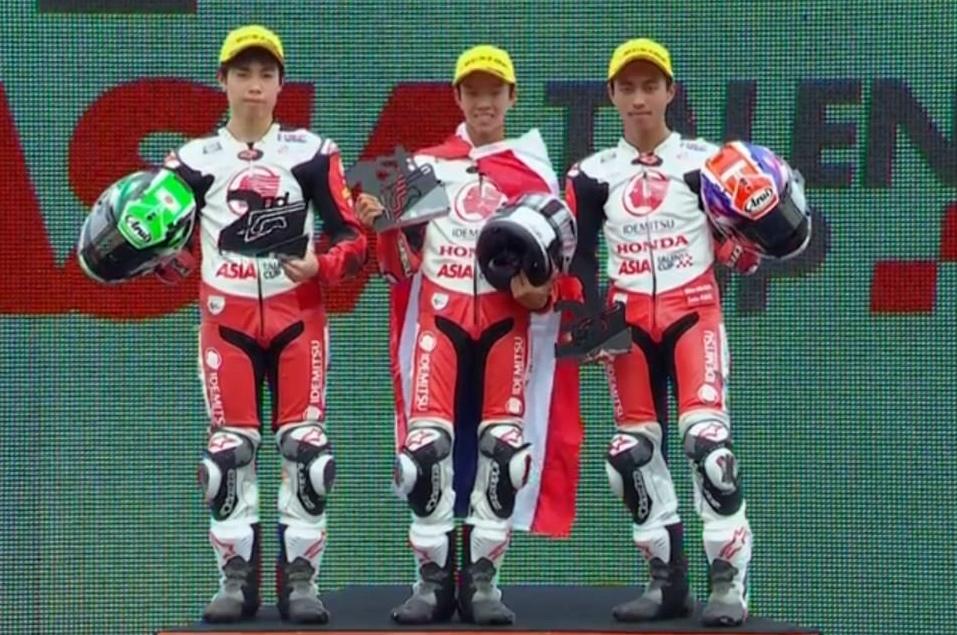 ATC Thailand 2019 (Race 2): Red Flag, Afridza Podium 3!