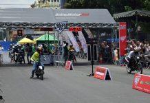 Hasil Millenial Drag Bike & Drag Race Kapolda Cup Medan