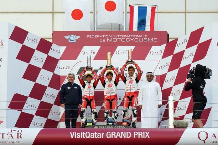 ATC 2019 Seri 1 (Qatar): Race 1 Milik Jepang, Indonesia Hampir Podium!