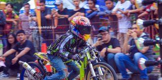 Hasil Drag Bike Palembang 17 Maret 2019