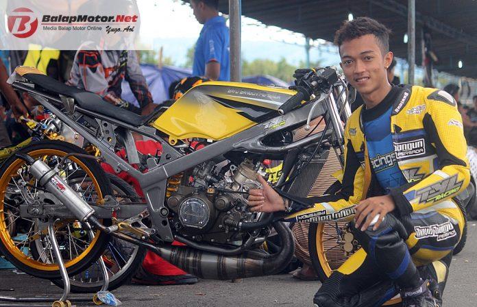 Hasil IDC 2019 Seri 1: Penyisihan Sport 155 STD 7,0 Detik Bro, Ninja STD BBP Tyl Racing!