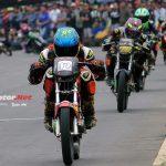 Gadhuro Series 2019: Irvan Riyadoh Tak Terbendung di Sport 140cc