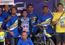 Gadhuro Road Race Mijen 2019: Latihan Sejak Kamis, Kims Racing Tegal Makin Optimis!
