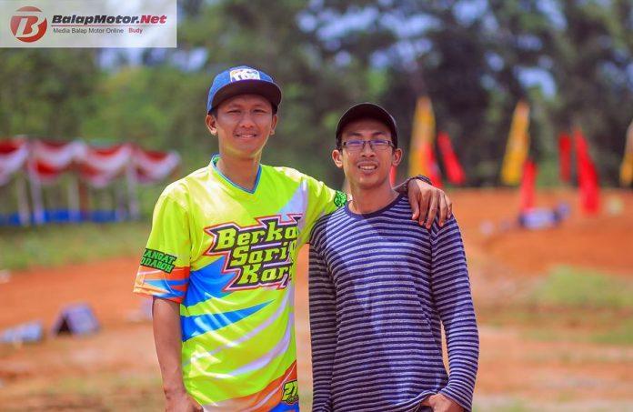 Absen di IDC Wonosari, Potter OTD Pekajaman Malah Hadir di Grasstrack Lampung