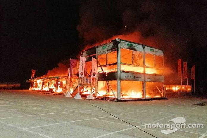 paddock-motoe-di-jerez-terbakar-musim-perdana-terancam-mundur-dari-jadwal