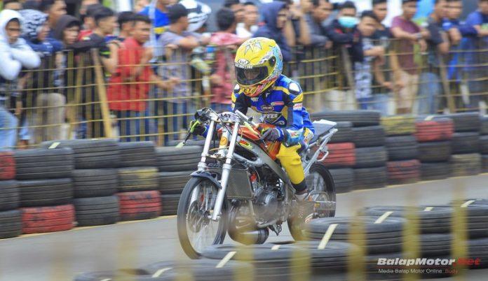 Siap Tayang Kejuaraan Drag Bike Khusus Pemula, Seri 1 di Mijen Semarang!
