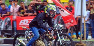 Agenda Balap: Dandim 0413/BKA Dragbike 201m Championship 28 April 2019, Pendaftaran Sudah Dibuka!