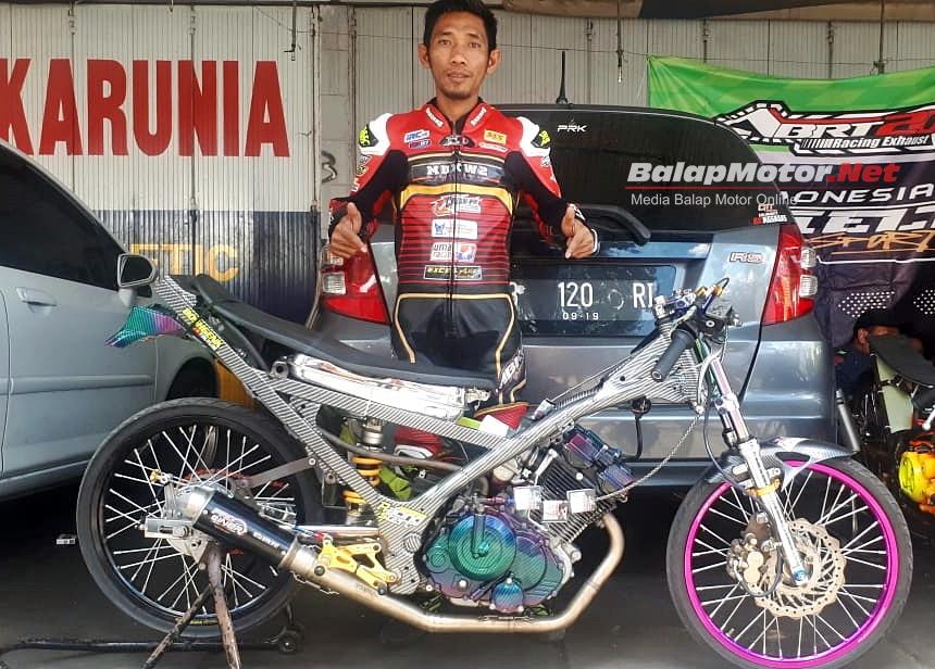 FU Porting GRG Bob Hasil Laut Tercepat Lewat Dwi Batank, 7,8 Detik!