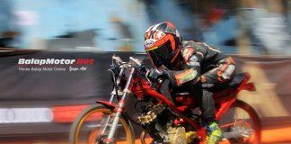 Klasemen & Total Poin Sementara Puas Gadhuro Drag Bike Series 2019