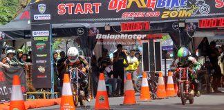 Hasil Penyisihan Kelas Poin Gadhuro Drag Bike Magelang 2019