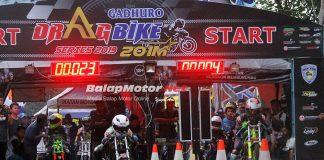 Hasil Juara Gadhuro Drag Bike Seri 2 Magelang 7 April 2019