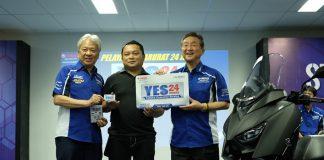 Yamaha Perkenalkan Konsep Komitmen Layanan 5S