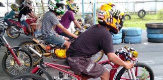 Mergo Gadhuro, Sirkuit GDS Klaten Bak Pasar Racing!