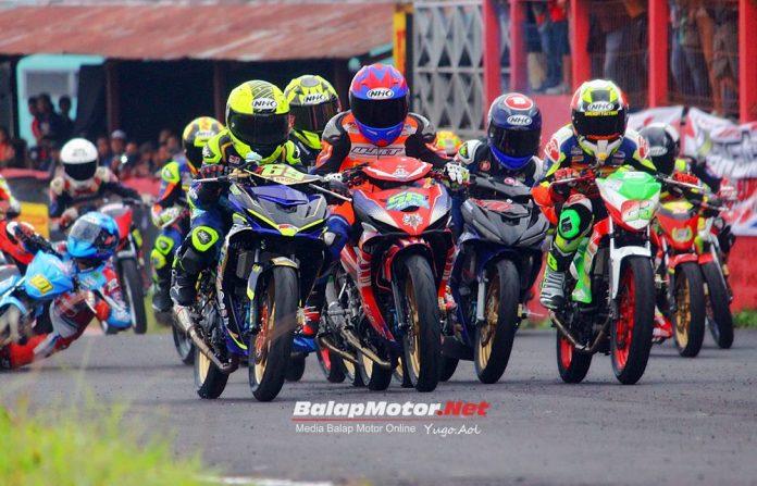 Hasil Lengkap Kejurnas Motoprix Tasikmalaya 13-14 Juli 2019